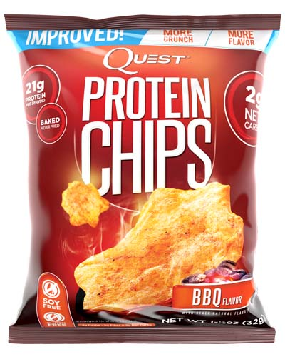Чипсы Quest Chips 2.0 (Quest Nutrition)