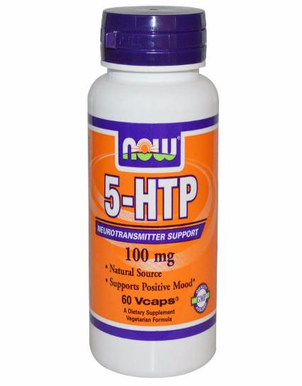 5-HTP  50mg (NOW)
