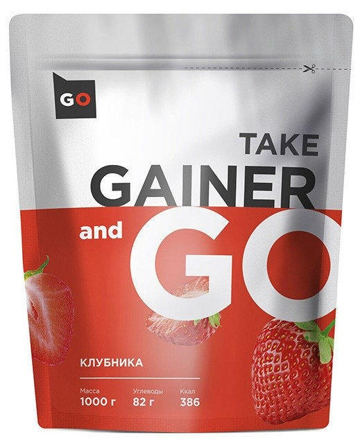 Gainer (Take and Go)